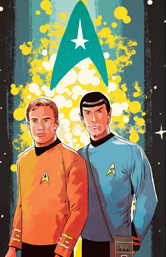Peter Repovski - Kirk and Spock