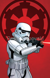 Peter Repovski - Stormtrooper Red