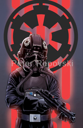 Peter Repovski - Tie Fighter Pilot